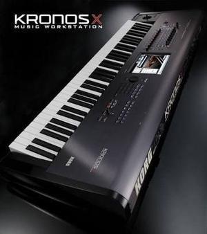 Korg Kronos X 73 Piano Yamaha Roland Teclado