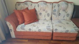 juego de sofas de 2 y 3 cuerpos a buen precio