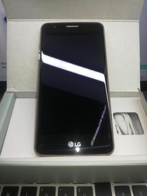 LG K totalmente nuevo en caja *Android Nougat 7.0*