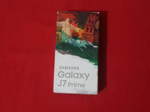 Samsung Galaxy J7 Prime Nuevo en Caja