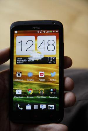 Vendo HTC One X Libre,32GBi,Camara de 8MPX HD,1GB RAM,Quad