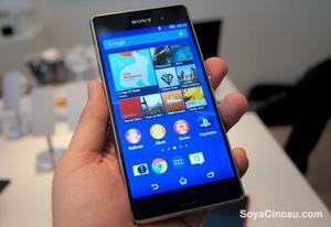 Vendo Sony Xperia Z3 Grande 4G LTE,Camara FHD 20.7MPX,3GB