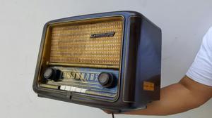 Antigua Radio Grunding Made In Germany Dr Valvulas
