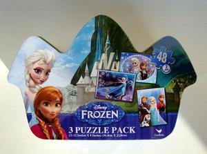 Frozen Rompecabezas