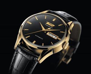 Reloj Tissot Visodate Gold Oro Heritage Automático