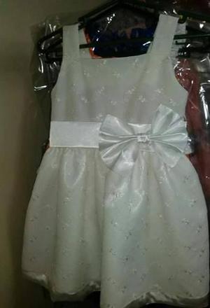Vestido para Niñas de 4 a 5 años