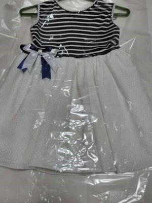 Vestido para niñas de 4 años