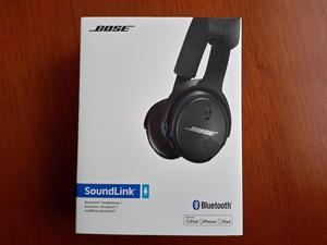 AUDIFONOS BOSE SOUNDLINK ON EAR BLUETOOTH