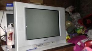 Es Un Televisor Sony de 21 Pulgadas