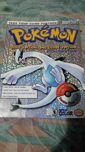 Pokemon Silver Guía De Estrategia