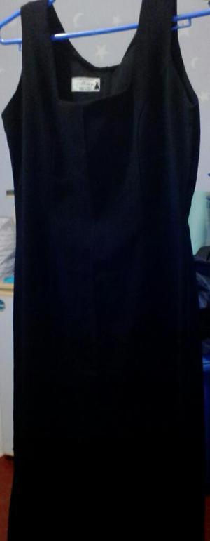 Vestido de Fiesta Largo Negro S