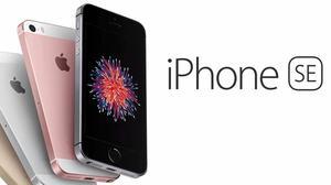 Iphone Se 32gb Space Grey Tienda San Borja. Garantía.