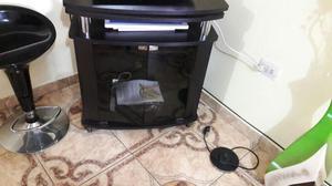 Camatarima de 1 paza y media y mesa para tv de39 lima - Mesa para tv con ruedas ...
