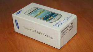 Samsung Galaxy S3 Mini Nuevo en Caja