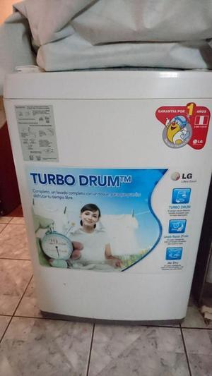 vendo lavadora LG de 7.5 kg
