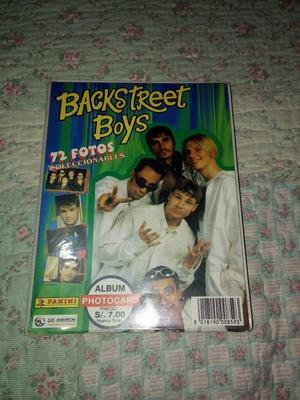 Back Street Boys Álbum