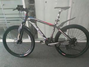 Bicicleta de Aluminio Montañera