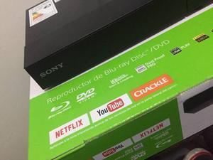 Bluray Smart Sony Semi Nuevo 1 Mes De Uso Lo Vendo Por Viaje