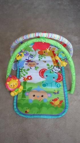 Gimnasio Musical Para Bebés 3 En 1. Fisher Price Rainforest