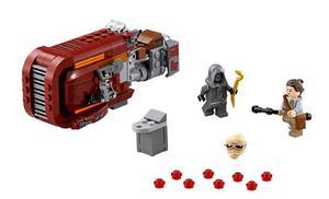 Lego Rey´s Speeder Juguetes Para Niños Para Armar