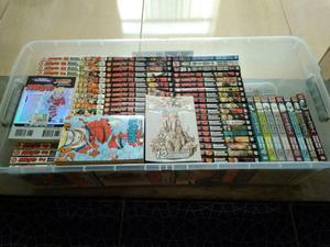 Remato Colección Manga Naruto Death Note