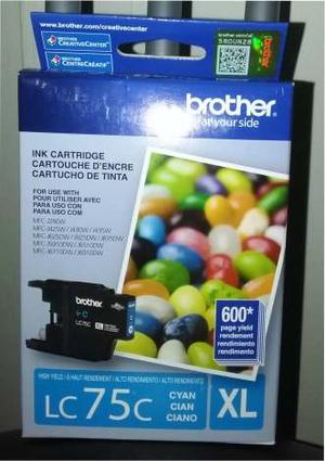 Tinta Brother Lc-75c