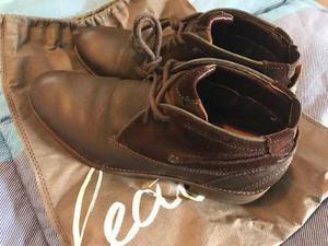 Zapato Velez De Cuero Talla 41