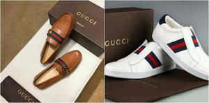 Zapatos Gucci Y Armani Originales