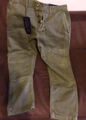 Pantalon Hombre Zara