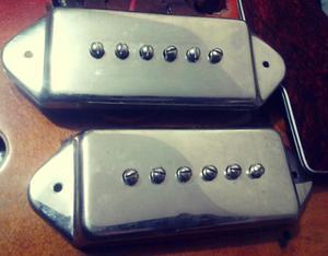guitarra pastillas p90 epifhone de alnico