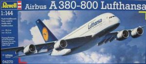 AVION A380 AIRBUS MODELISMO MAQUETA