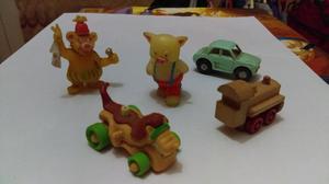 Antiguos Muñecos Europeos De Coleccion En Trujillo.