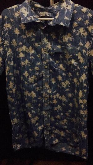 Camisa Hawaiana Joaquin Miro