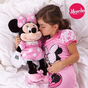 Peluche de minnie Disney store, mickey 45 cm original