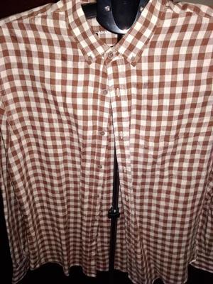Vendo Camisa Adolfo Dominguez, Talla L.