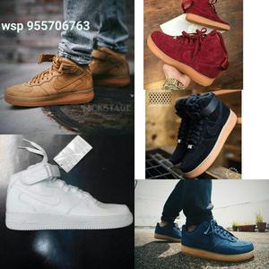 Zapatillas Nike Adidas!! Hombre Y Mujer