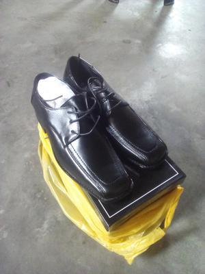 zapatos de vestir negrost.41 nuevos marca donatelli