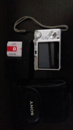 Camara de Fotos Sony Cybershot