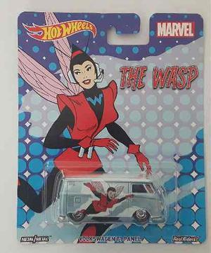 Hot Wheels Pop Culture Marvel The Wasp Volkswagen T1 Panel