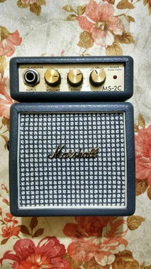 Mini Amplificador Marshall