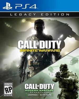 OFERTA Call of Duty: Infinite Warfare Legacy Edition PS4