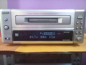 Reproductor de Mini Disc Dmdm10e