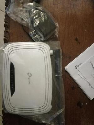 Router Nuevo Tp—link