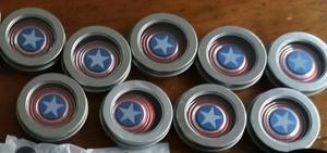 Spinner Capitan America