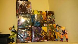 Vendo Figuras de Dragon Ball Z Coleccio