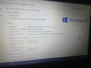 Vendo Laptop Lenovo