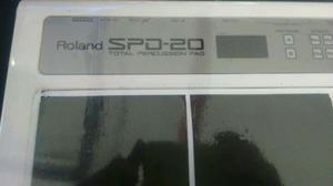 Baterias Roland Spd 20 Clasicas