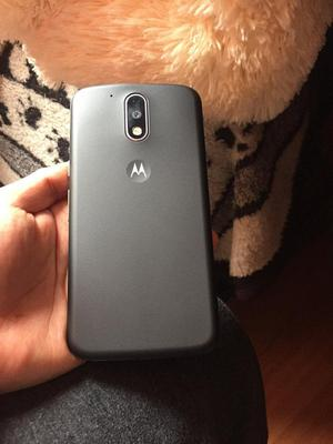 Moto G4 Plus Con huella Pantalla full HD 32gb android 7 ocho