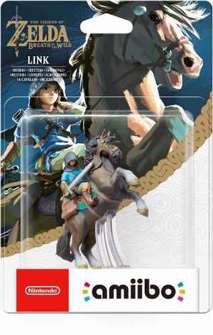 Amiibos Legend Of Zelda Breath Of The Wild