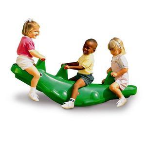 Balancin cocodrilo Little Tikes para niños, nuevo en caja